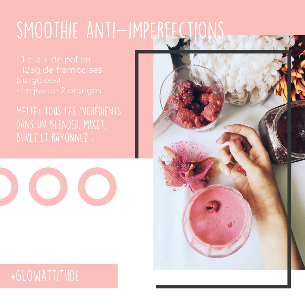 SMOOTHIE ANTI IMPERFECTIONS
