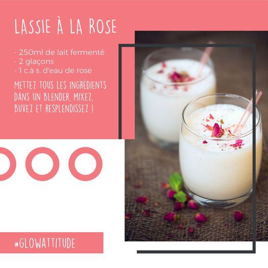 LASSIE À LA ROSE